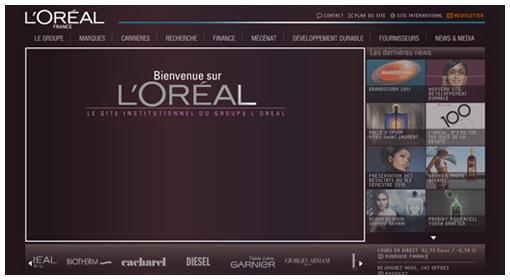 L'Oréal Corporate
