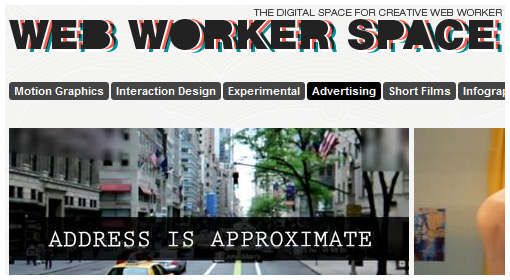 Web Worker Space
